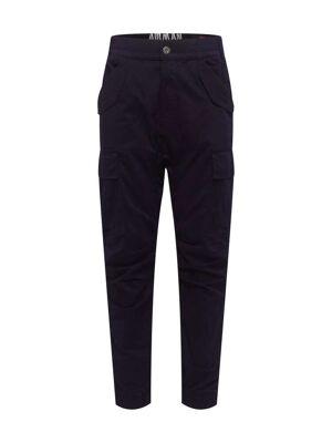 Alpha Pantalon cargo 'Airman'  - Noir - Taille: 34 - male