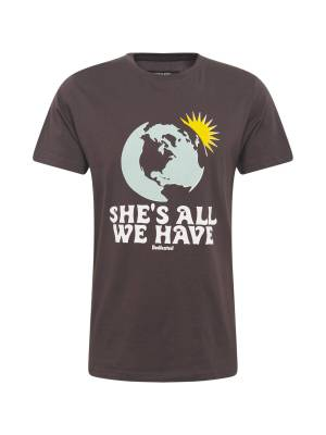 DEDICATED. T-Shirt 'Stockholm All We Have'  - Gris - Taille: S - male