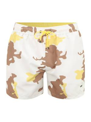 Boss Shorts de bain 'Spotfish'  - Blanc - Taille: M - male