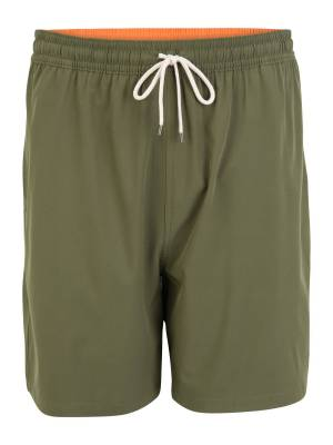Polo Ralph Lauren Shorts de bain 'TRAVELER'  - Vert - Taille: XL - male