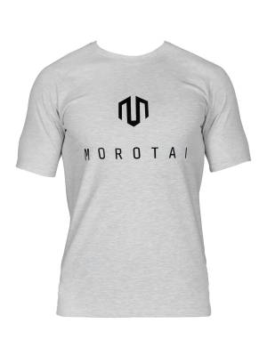 MOROTAI T-Shirt fonctionnel  - Gris - Taille: M - male