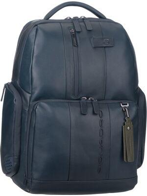 Piquadro Sac à dos ' Urban 4532 Connequ RFID '  - Bleu - Taille: One Size - male