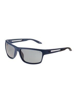 PUMA Lunettes de soleil 'INJECTION'  - Bleu - Taille: 61 - male