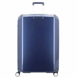 Piquadro Valisette 'Cubica'  - Bleu - Taille: One Size - female