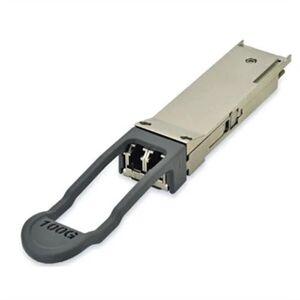 Dell Émetteur-récepteur Networking Dell QSFP28 100GbE, SWDM4, OM3/OM4 MMF: jusqu'à 100Metres