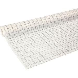Creativ Company Papier patron quadrillé, L: 80 cm, 15 m/ 1 rouleau