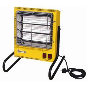 SOVELOR Chauffage portable radiant céramique SOVELOR TS3-J 2400W monophasé