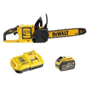 DEWALT MACHINES Tronçonneuse DEWALT DCM575X1-QW XR FLEXVOLT 54V 9Ah 40cm