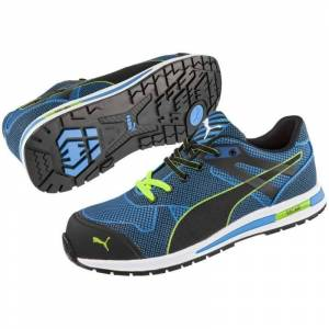 PUMA Chaussures / Baskets de Sécurité PUMA Urban Protect 64.306.0 Blaze Knit Low - S1P HRO SRC - Taille - 45