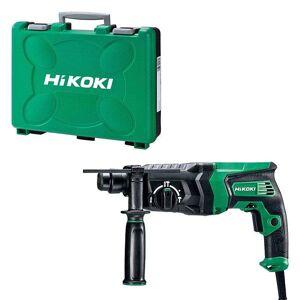 HITACHI - HIKOKI Perforateur HIKOKI DH26PC2WSZ 26mm SDS + 830W - 2,9 Joules EPTA