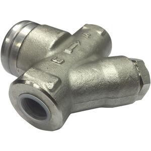 RS PRO Purgeur de vapeur Thermodynamique, 42 bar Acier inoxydable 3/4pouce Femelle