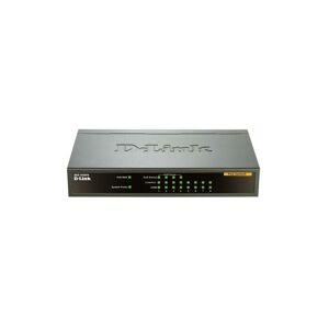 D-Link Switch réseau D-Link DES-1008PA 8 ports 100 MBit/s fonction PoE A984511