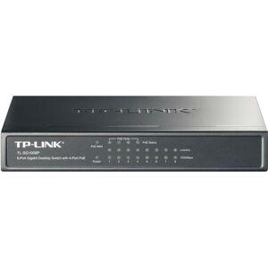 TP-Link Switch réseau TP-LINK TL-SG1008P 8 ports 1 GBit/s fonction PoE S34921