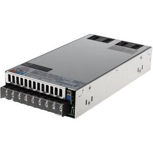 RS PRO Alimentation à découpage intégrée SMPS 480W monosortie, tension : 12V cc, courant : 34A