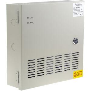 RS PRO Alimentation à découpage intégrée SMPS 240W 18 sorties, tension : 12V cc, courant : 20A