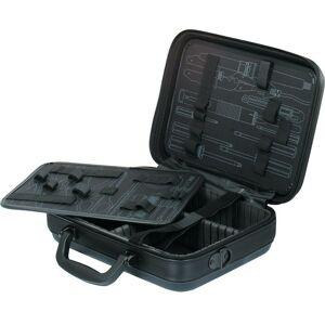 PROSKIT Boîte à outils renforcée de fibres imitation cuir avec rayons 330x250x110mm Proskit 9PK-710P
