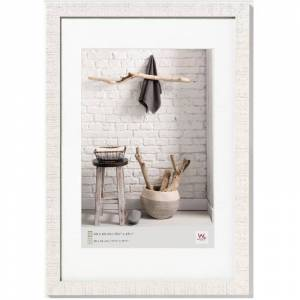 WALTHER DESIGN Cadre photo Home 50x70 cm Blanc polaire - Walther Design