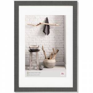 WALTHER DESIGN Cadre photo Home 60x80 cm Gris - Walther Design