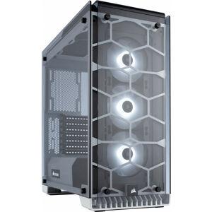 Corsair Crystal 570X - Boîtier Midi-tour - PC - Acier - Blanc - ATX,Micro ATX,Mini-ITX - Jouer (CC-9011110-WW) - Corsair
