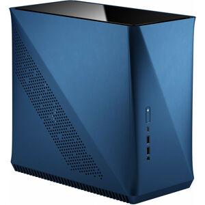 Fractal Design Era ITX - Midi Tower - PC - Aluminium - Acier - Verre trempé - Bleu - ITX - 12 cm (FD-CA-ERA-ITX-BU)