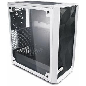 Fractal Design Meshify C - TG - Boîtier Midi-tour - PC - Verre - Transparent - Blanc - ATX,ITX,Micro ATX - 17,2 cm (FD-CA-MESH-C-WT-TGC) - Fractal Design
