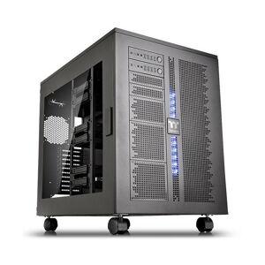 Thermaltake Core W200 - Tower - XL-ATX - ohne Netzteil PS/2 - Schwarz - Tower - ATX (CA-1F5-00F1WN-00) - Thermaltake