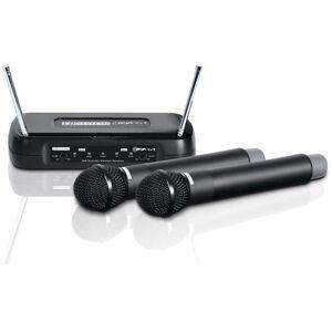 LD-SYSTEMS Microphones sans fil à main doubles ECO2x2 D2