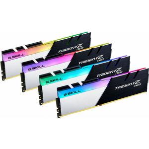 G.Skill Trident Z F4-3200C16Q-64GTZN - 64 Go - 4 x 16 Go - DDR4 - 3200 MHz (F4-3200C16Q-64GTZN) - G.skill