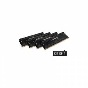HYPERX Kingston Predator HX432C16PB3K4/32 - 32 Go - 4 x 8 Go - DDR4 - 3200 MHz - 288-pin DIMM - Noir (HX432C16PB3K4/32) - Hyperx