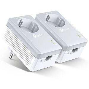 TP-Link - 300Mbps Powerline Homeplug PLC TP-Link TL-PA4010P KIT