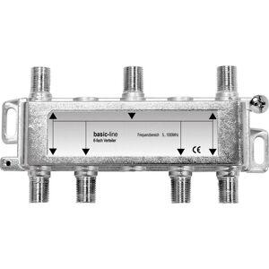 Renkforce Répartiteur TV câble 6 voies 5 - 1006 MHz Y033161 - Renkforce