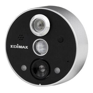 Edimax IC-6220DC - Caméra de sécurité IP - Intérieure et extérieure - Sans fil - Cachée - Mur - Noir - Blanc (IC-6220DC) - Edimax