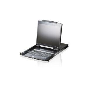 Aten CL5800 Console LCD 19' Dual Rail 1 port VGA/USB-PS2 (CL5800N-AT-XG) - Aten