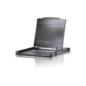 Aten CL6700MW - USB - USB - DVI-D - RJ-11 - 1920 x 1080 pixels - Noir (CL6700MW-AT-XG) - Aten