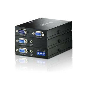 ATEN VE170 - 1024 x 768 pixels - 225 MHz - 300 m - 0 - 50 °C - -20 - 60 °C - 1195 x 856 x 226 mm (VE170-AT-G)