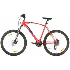 VIDAXL Vélo de montagne 21 vitesses Roues 29 pouces Cadre 53 cm Rouge