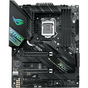 Asus ROG STRIX Z490-F GAMING - Intel - LGA 1200 - Intel® Celeron® - Intel® Pentium® - DDR4-SDRAM - DIMM