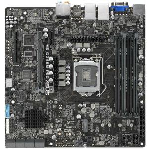 Asus WS C246M PRO - Intel - LGA 1151 (Emplacement H4) - Intel® Celeron® - Intel® Core™ i3 - Intel Core i5 - Intel Core i7 - Intel® Pentium® - Intel® Xeon®