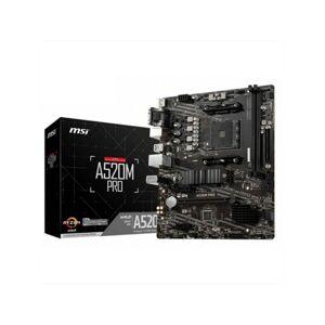 MSI Carte Mère A520M PRO mATX AM4 - MSI