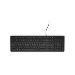Dell Multimedia Clavier-KB216 - French(AZERTY) - noir (580-ADGU)