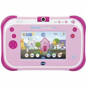 VTECH - Console Storio Max 2.0 5 Rose - Tablette Éducative Enfant 5 Pouces