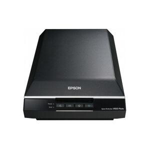 Epson Perfection V600 Photo - 6400 x 9600 DPI - 48 bit - 48 bit - Numérisation à plat - Noir - CCD (dispositif à transfert de charge) (B11B198033) - Epson