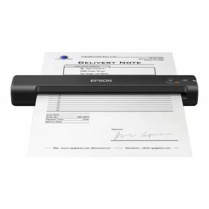 Epson WorkForce WorkForce ES-50 - 600 x 600 DPI - 48 bit - 24 bit - 16 bit - 8 bit - Scanner portable (B11B252401) - Epson