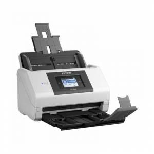 Epson Scanner Double Face DS-780N 600 dpi USB 3.0 LAN Blanc - Epson