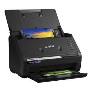 Epson Scanner Double Face FF680W 300 dpi 45 ppm WIFI Noir - Epson