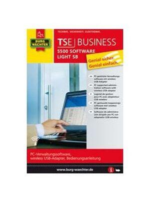 Burg-wächter - Logiciel TSE 5500 Software SB