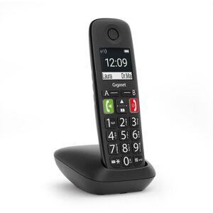 Gigaset Communications Italia - Gigaset communications italy cordless large keys+answering machine black e290ablack