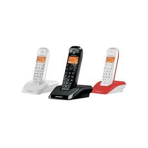 Motorola s1203 maxicolor trio téléphone sans fil