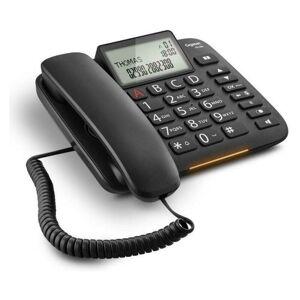 GIGASET COMMUNICATIONS ITALIA Siemens corded phone with large keys black dl380black