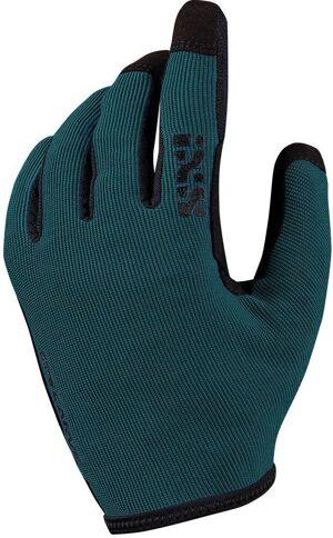 IXS Carve Gants de vélo pour enfants Noir Turquoise taille : XL